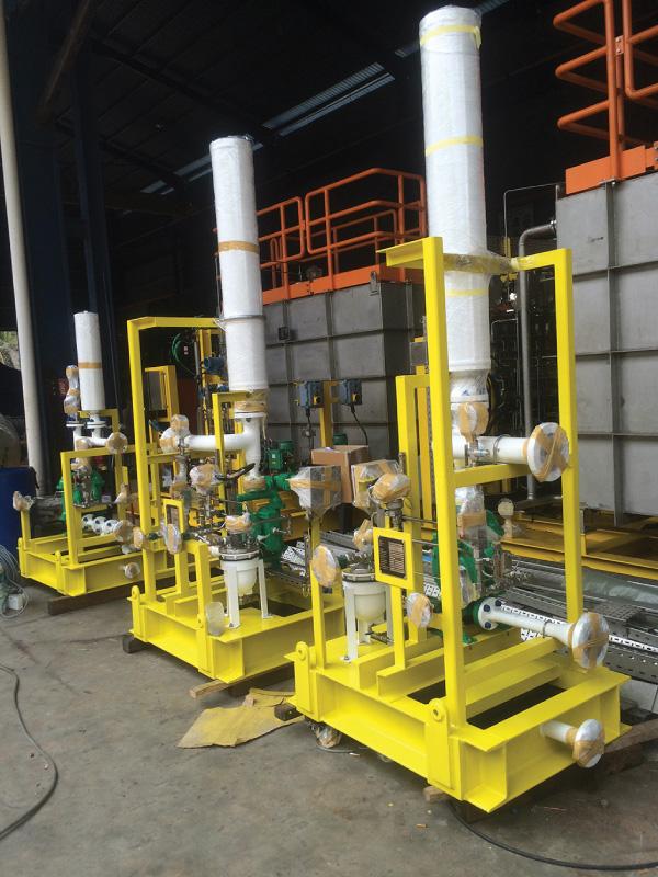 EPCC For BNJT-K And TTJT-A Wellhead Platform