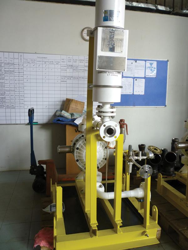EPCIC For BNJT-K And TTJT-A Wellhead Platforms